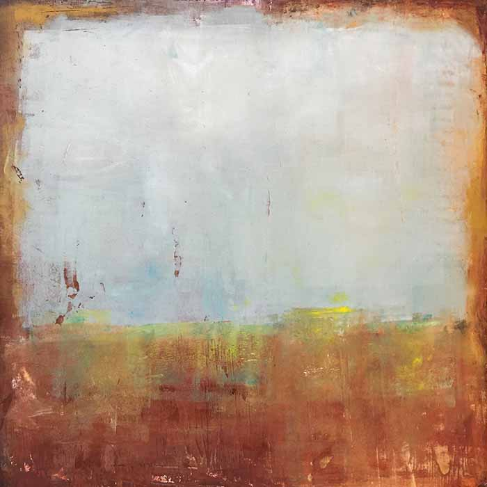 oil and cold wax painting by susan lobb porter